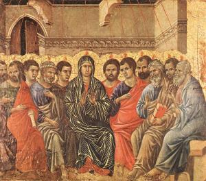 DUCCIO_Pentecost